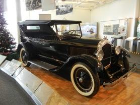 1924 Chrysler B-70 Phaeton