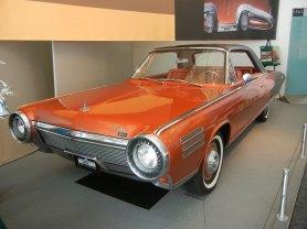 1963 Chrysler Turbine Coupe