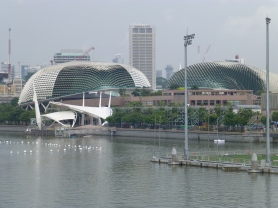 Esplanade -- Theatres by the Bay