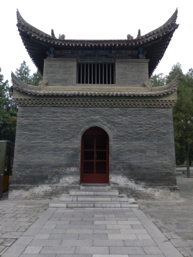 Drum Tower at Da Ci'en Temple