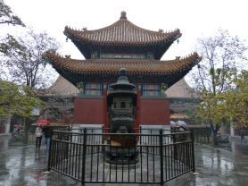 Building in Lama Temple