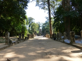 Path to Preah Khan