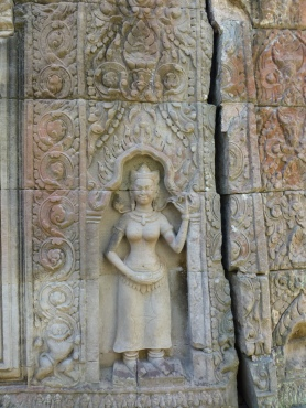 Devada at Preah Khan