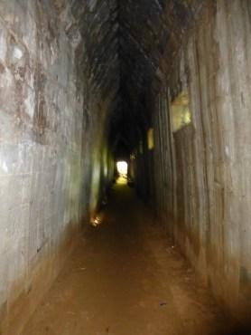 Still open passageway