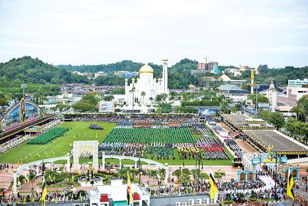 Source: Borneo Bulletin