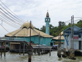 Mosque in Kampong Ayer