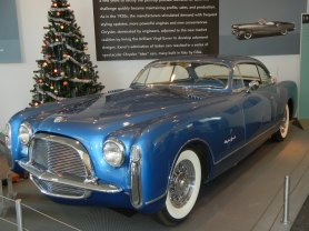 1953 Chrysler Special (Body by Ghia)