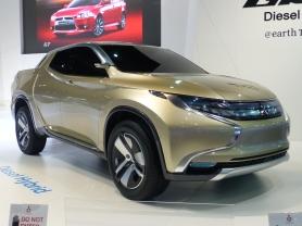 Mitsubishi GR HEV concept