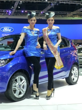 Miss Presenter on Right (Ford)
