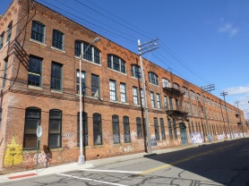 Ford Piquette Plant, side view