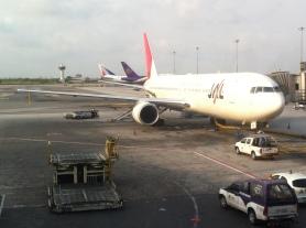 Bangkok to Narita