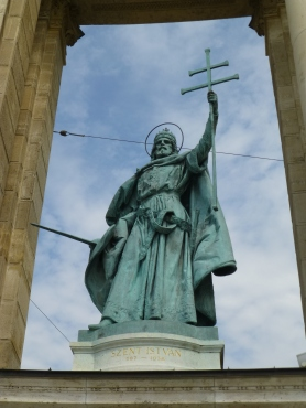 Saint Stephen I