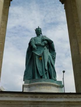 King Andrew II