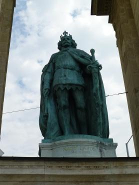 King  Louis I