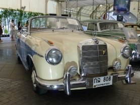 1958 Mercedes-Benz 220S Cabriolet