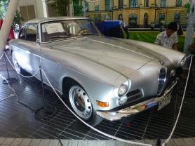 1956 BMW 503 Coupé
