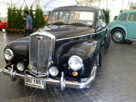 1948 Wolseley 4/50 Sedan