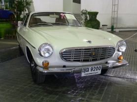 1970 Volvo P1800
