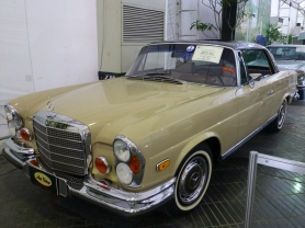 1969 Mercedes-Benz 280SE Coupé