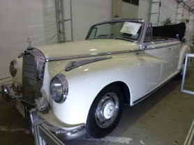 1955 Mercedes-Benz 300B Convertible