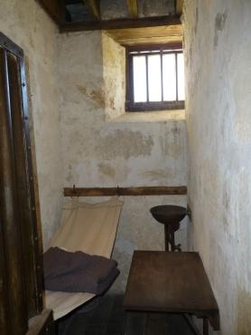 Cell circa 1860