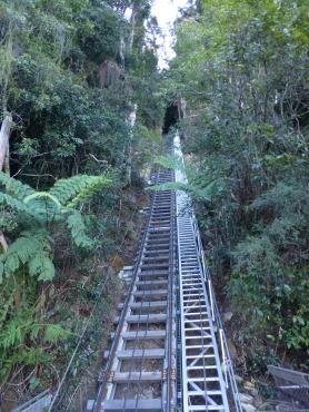 Funicular Railway Track