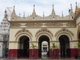 Decorative archway
